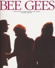 Bee Gees: The Very best of - ének-zongora-gitár