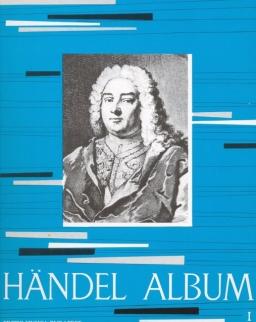 Georg Friedrich Händel: Album zongorára 1.