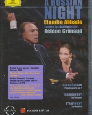 A Russian Night - DVD - Lucerne Festival, 2008