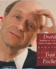 Antonin Dvorák: Symphony No. 7, Suite in A (American) - SACD