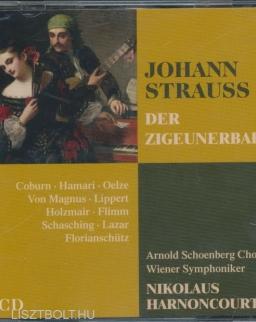 Johann Strauss II.: Der Zigeunerbaron - 2 CD