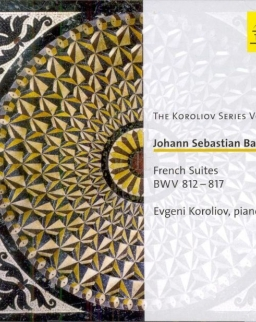 Johann Sebastian Bach: French Suites - 2 CD