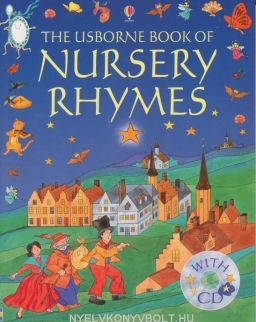 The Usborne Book of Nursery Rhymes with Audio CD