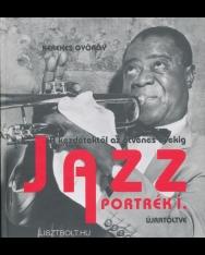 Kerekes György: Jazz portrék 1. (a kezdetektől az ötvenes évekig) újratöltve