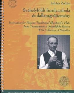 Székelyföldi furulyaiskola és dallamgyűjtemény (+MP CD)