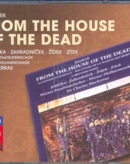 Leos Janacek: From the house of the Dead - 2 CD