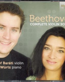 Ludwig van Beethoven: Complete Violin Sonatas 4 CD