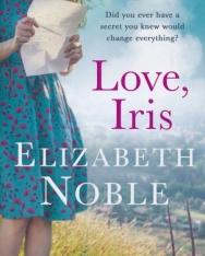 Elizabeth Noble: Love, Iris