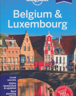 Lonely Planet - Belgium & Luxembourg Travel Guide (5th Edition)
