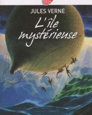 Jules Verne: L'ile Mystériense