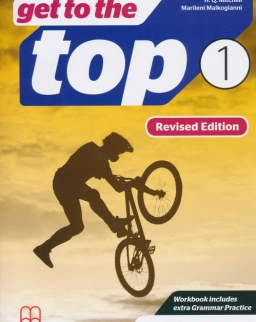 Get To The Top 1 Revised Edition Workbook with Audio Cd