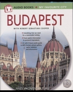 Budapest + Audio Books CD - My Favourite City