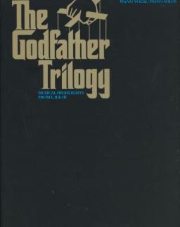 Godfather Trilogy / Keresztapa trilógia - zongorára