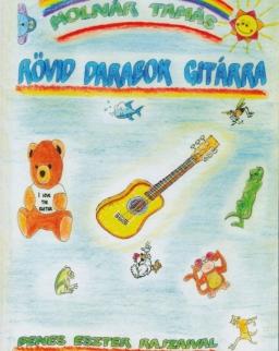 Molnár Tamás: Rövid darabok gitárra