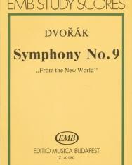 Antonin Dvorák: Symphony No. 9. (Új világ) kispartitúra