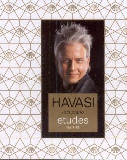 Havasi Balázs: Etudes