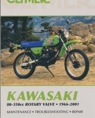 Clymer - Kawasaki 80-350Cc Rotary Valve, 1966-2001