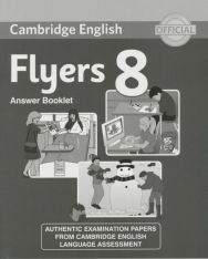 Cambridge English Flyers 8 Answer Booklet