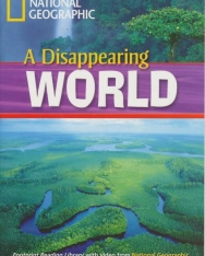 A Disappearing World - Footprint Reading Library Level A2