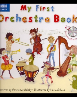 My First Orchestra Book + CD
