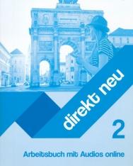 Direkt neu 2 Arbeitsbuch mit Audios online