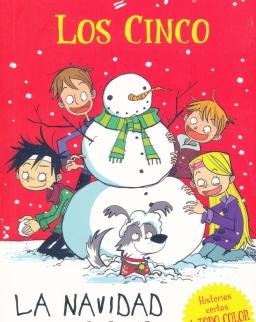 Enid Blyton: Los Cinco - La Navidad de los Cinco