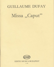 Guillaume Dufay: Missa Caput - vegyeskarra