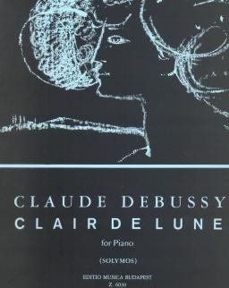 Claude Debussy: Claire de lune