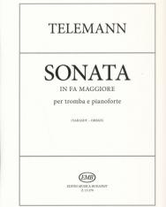 Telemann: Szonáta trombitára