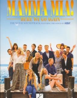 Mamma mia 2.  - Here we go again - ének-zongora-gitár