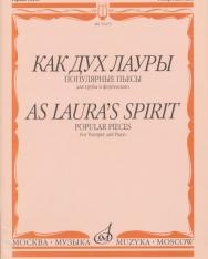 As Laura's Spirit - népszerű darabok trombitára, zongorakísérettel
