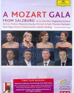 Mozart Gala from Salzburg - DVD