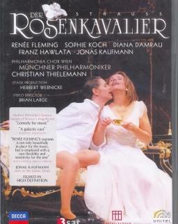 Richard Strauss: Der Rosenkavalier - 2 DVD