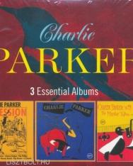 Charlie Parker: 3 Essential Albums - 3 CD