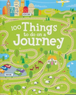 Usborne Activities - 100 Things to Do on a Journey