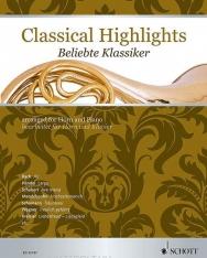 Classical Highlights - kürtre, zongorakísérettel