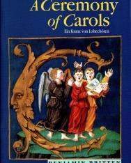 Benjamin Britten: Ceremony of Carols - zongorakivonat