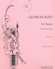Georges Bizet: Te Deum - zongorakivonat