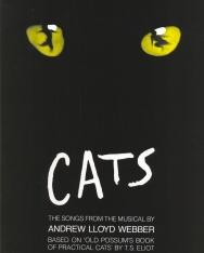 Cats/Macskák musical - ének-zongora-gitár