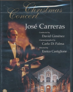 Jose Carreras: Christmas Concert DVD