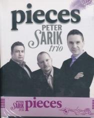 Sárik Péter Trio: Pieces - Könyv + CD