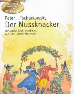 Pyotr Ilyich Tchaikovsky: Nutcracker - zongorára, gyermekeknek
