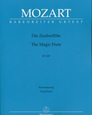 Wolfgang Amadeus Mozart: Die Zauberflöte - zongorakivonat (Urtext)