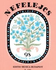 Nefelejcs - 98 magyar népdal