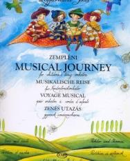 Zempléni: Musical Journey - Zenés utazás (leggierissimo sorozat, gyermek vonószenekarra)