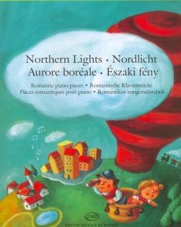 Északi fény - romantikus zongoradarabok Lakos Ágnes szerkesztésében