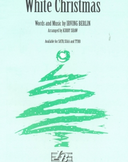 White Christmas  (4 szólamú nőikar a cappella)