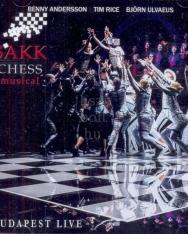 Sakk (Chess) - Budapest Live 2015 - 2 CD