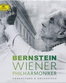 Leonard Bernstein - Wiener Philharmoniker 8 CD