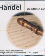 Georg Friedrich Händel: Blockflöten-Sonaten